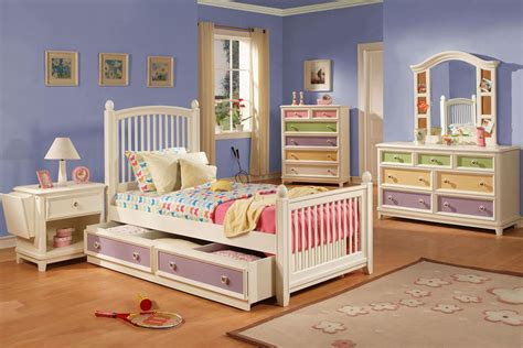 jenny twin bedroom set  trundle storage  gardner white