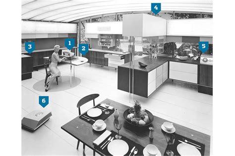 futuristic kitchen appliances the future of kitchen appliances then and now wsj