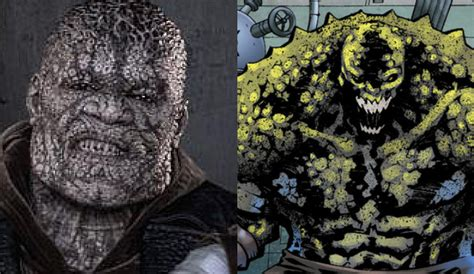 Kharen Croco squad cast their comic characters the