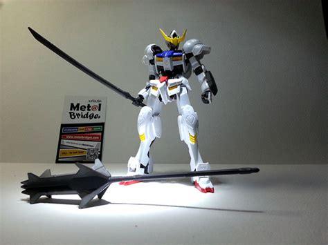 Gundam Hg 1144 Barbatos Distance Transport Booster Bandai 1 144 hg gundam barbatos distance transportation booster ร ว ว แกะกล อง ต อด บ ก นด ม