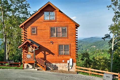 pigeon forge cabin rentals 3 br luxury cabins