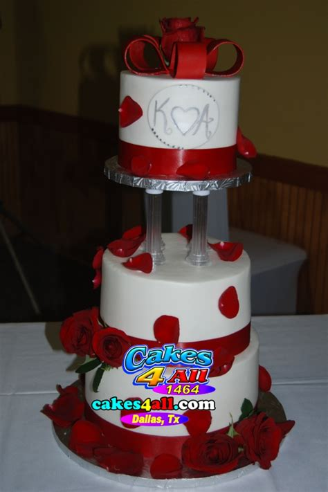 Wedding Cake Dallas by Cakes 4 All In Dallas Wedding Cakes Dallas