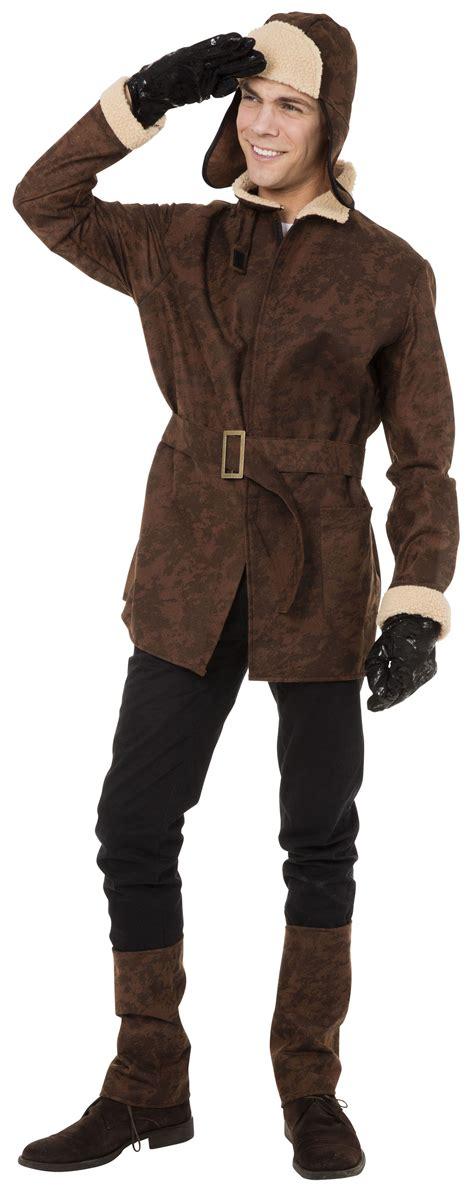 Dress Fast Hijau Army Blue Ac wwi pilot mens costume letter quot p quot costumes mega fancy dress
