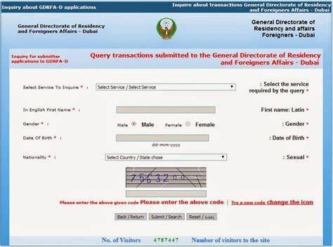 Visa Gift Card Dubai - dubai visa status arabian gulf life