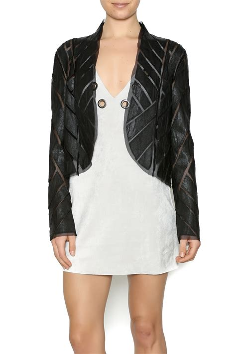 The Ultimate Cq Suitcase 8 A Trend Lead Indulgence by Cq By Cq Faux Leather Patch Jacket From Manhattan By Dor L