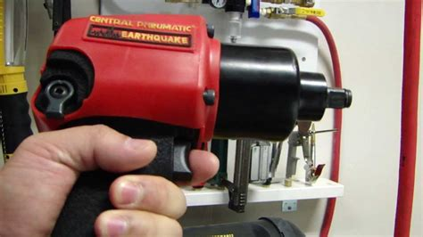harbor freight earthquake air tools 1 2 quot impact 3 8 quot impact 3 8 quot ratchet