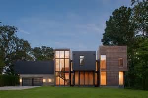 modern box house modern box house with interior glass bridges modern house designs
