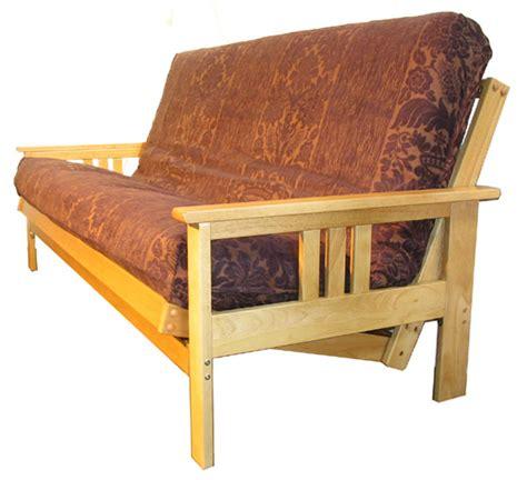 murasaki futon soho bi fold frame