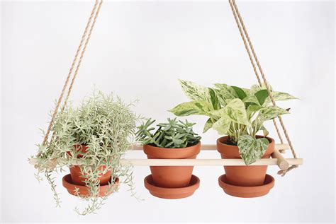 diy hanging plant pot diy hanging planter 187 the merrythought
