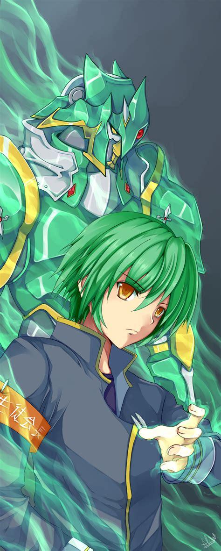 jade emperor anime xion einzburgstein majestic jade emperor by v nix on
