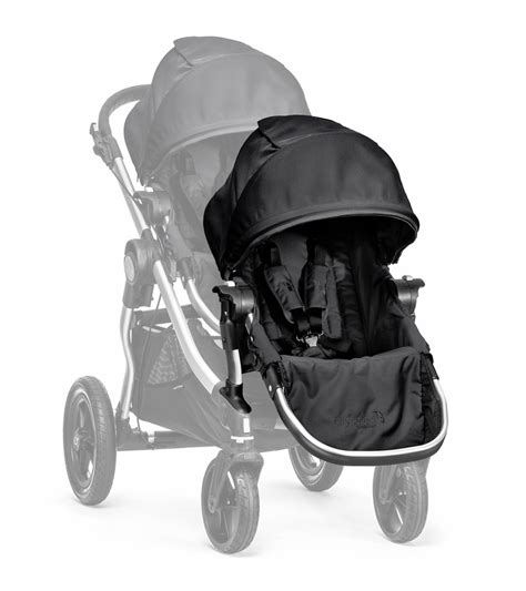 baby jogger city select second seat baby jogger city select second seat kit onyx