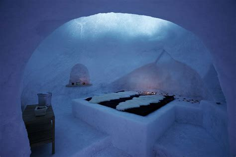 Igloo ice hotels have you never slept in a real igloo ecobnb