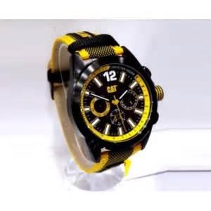 Jam Tangan Pria Wanita Sport Murah Cat 163837 Premium Beown White jam tangan original caterpillar yo 169 64 124 jual jam tangan original berkualitas