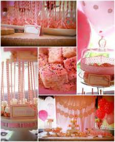 kara s ideas pink baby sprinkle shower