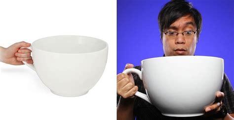 Taza de café gigante. Ideas para regalar.