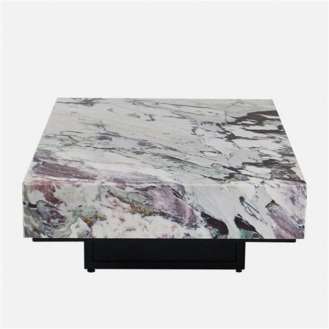 Coffee Tables Marble And Granite Breccia C Marble Coffee Table