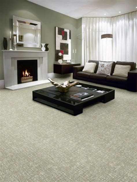 carpet for living room ideas 12 ideas on how to integrate a carpet in the living room