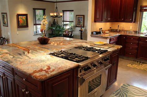 kitchen island with oven oven oven in island