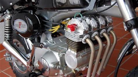 Motor Sachs Opinie by Jak Brzmi 4 Cylindrowy Silnik 125 Ccm Motocykle 125