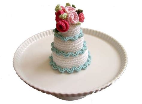 Wedding Cake Patterns by Wedding Cake Amigurumi Knitting Bee