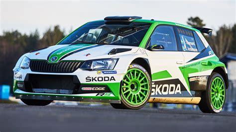 Rally Auto by Skoda Motorsport Skoda Fabia R5 Und Die Rallye Saison