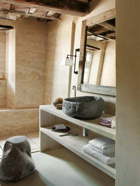 lavabo en pierre le lavabo en pierre en 61 photos et des astuces d 233 co
