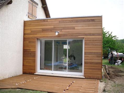 extension chambre extension de maison construite en ossature bois 224 evreux