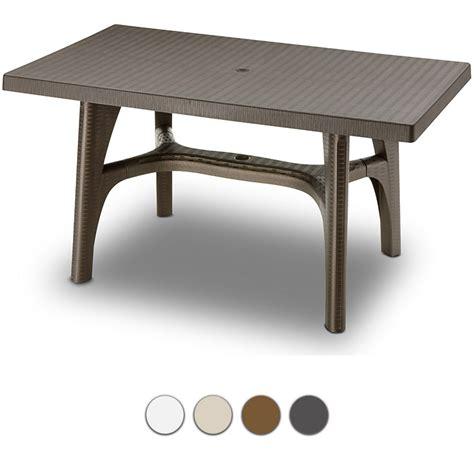 tavoli in resina da giardino tavoli da giardino in resina con le migliori immagini