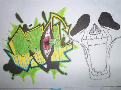 graffiti smok por nofutur dibujando