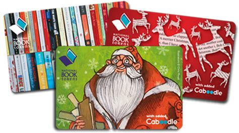 National Book Tokens Gift Card Balance - gift cards for book lovers national book tokens