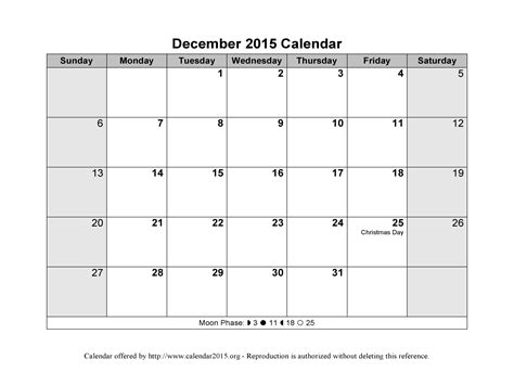december calendar templates 16 2015 word calendar template images 2015 monthly