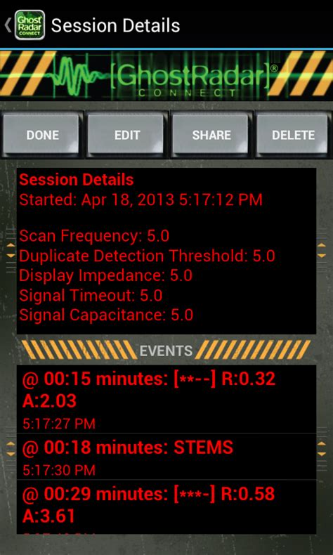 ghost radar classic color meaning ghost radar 174 connect app android su play