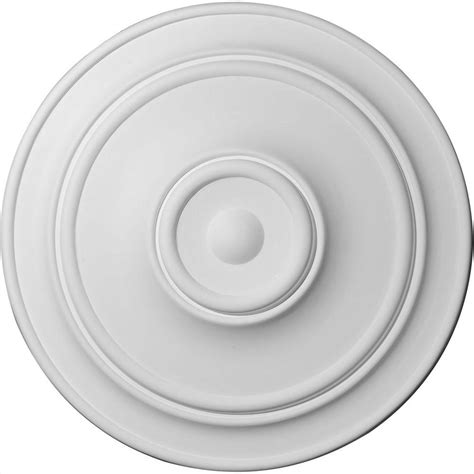Small Ceiling Medallion Ekena Millwork 40 1 4 In Small Classic Ceiling Medallion