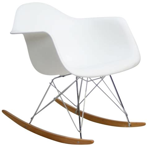 Eames Rocker Chair by Classic Rocking Lounge Chair