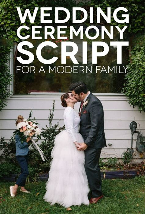 Wedding Officiant Script by 25 Best Ideas About Wedding Ceremony Script On