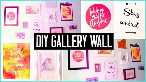make your room diy room decor design your wall arts make your own