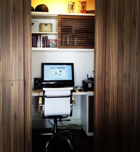 Office Escondido by 7 Boas Ideias De Escrit 243 Rios Em Casa Pegn Como Come 231 Ar