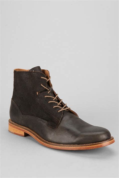 outfitters j shoes fellow boot in black lyst