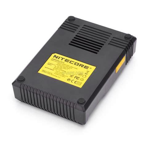 digital battery authenitc uk nitecore d4 4 slot digital charger for imr