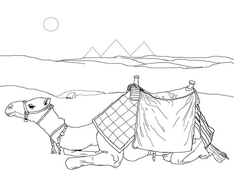 coloring pages desert landscape desert coloring pages coloringsuite com