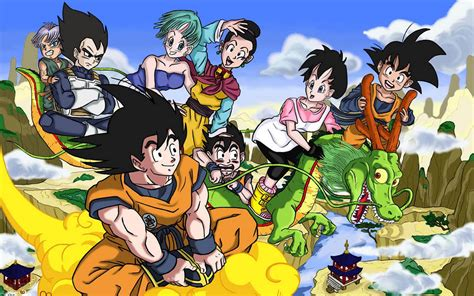 wallpaper dragon ball bergerak wallpapers dragonball wallpapers