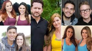 The amazing race check out the whole cast here zap2it