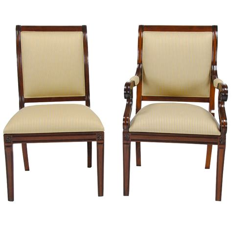 Regency Upholstered Chairs Set Of 10 Niagara Furniture | regency upholstered chairs set of 10 niagara furniture