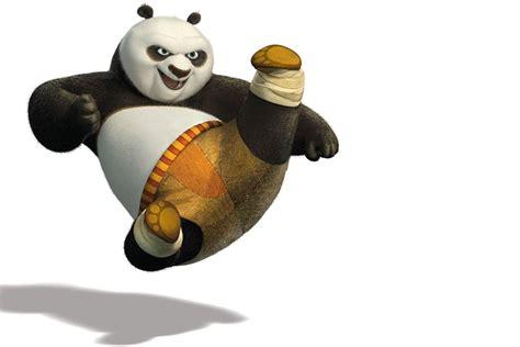 Kaos 3d Kungfu Panda White hd kung fu panda desktop wallpaper free 140252