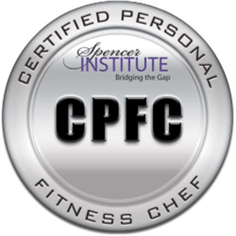 weight management specialist certification personal fitness chef certification start a personal