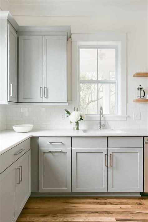 Dove Grey Kitchen Cabinets Best 25 Gray Kitchen Cabinets Ideas On Grey Cabinets Gray Kitchens And Light Grey