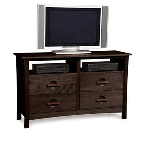 Bedroom Tv Stand With Drawers Berkeley 4 Drawer Dresser And Tv Stand By Copeland Smart
