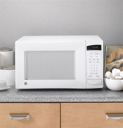 Ge Microwave Countertop by Jes1139wl Ge 174 1 1 Cu Ft Countertop Microwave Oven