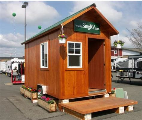 tiny houses on trailers tiny houses by sing rv