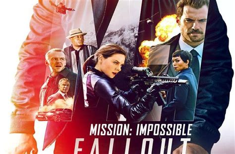 mission impossible fallout en french dvd misi 243 n imposible fallout arrasa en las taquillas en